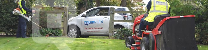 Quinplex Commercial Grounds Maintenance Image